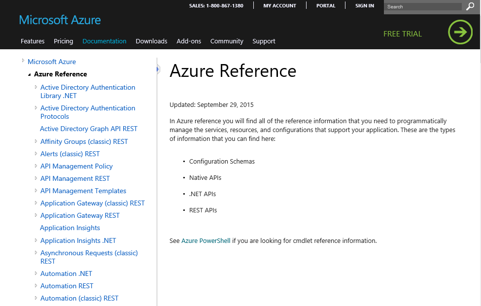 Figure out the Parameters! Calling Azure REST APIs via